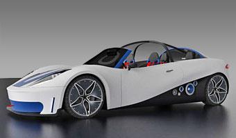 3D Printing Cars OnDemand