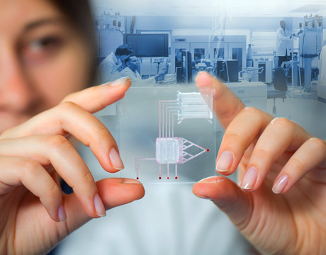 Lab-on-a-Chip Could Replace the Diagnostic Lab