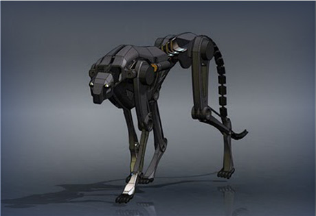 The Cheetah Bot of War - Aerospace & Defense