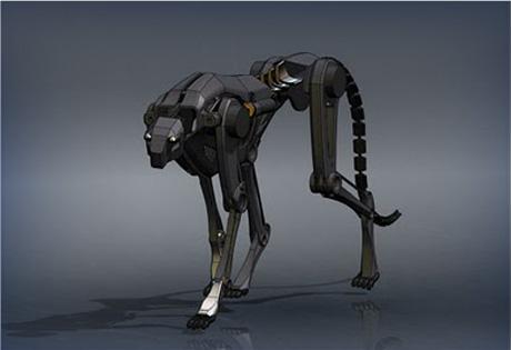 The Cheetah Bot of War - Aerospace & Defense
