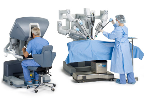 environmental impact of robotic surgery