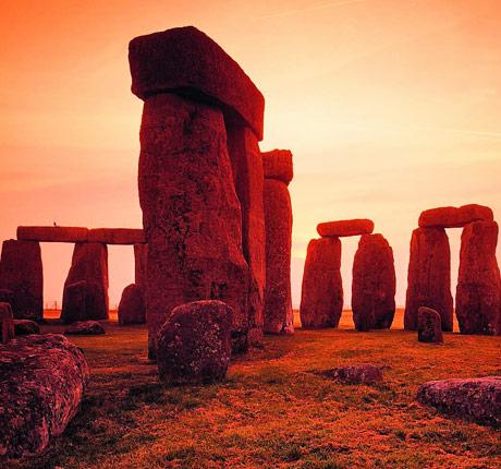 Stonehenge, Salisbury UK.