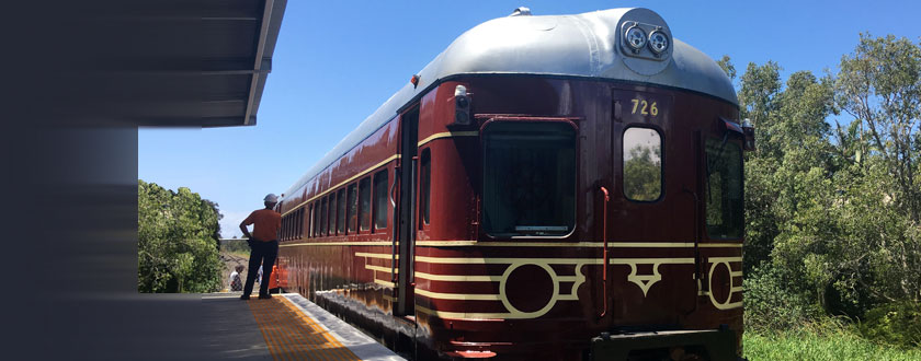 Sun Train Shines New Life on Vintage Rail