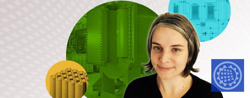 IMECE Energy Track Speaker Announced: Marie Mapes