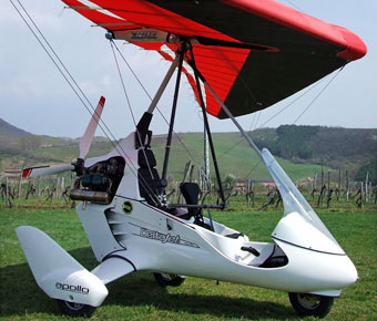 Go Fly a Trike