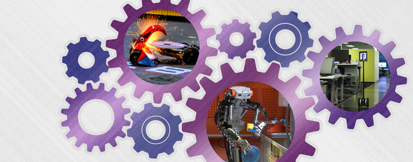 The Rise from Robot Combat to Corporate Robot