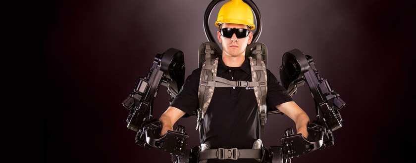 Almost Iron Man: Exoskeletons Quickly Becoming Industrial Heroes