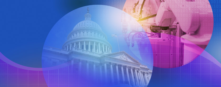Apply for a 2019-2020 Congressional Fellowship in Advanced Manufacturing!