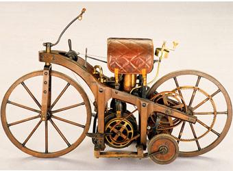 Gottlieb Daimler Automotive