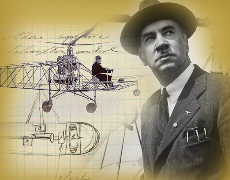 Igor Sikorsky and the Helicopter