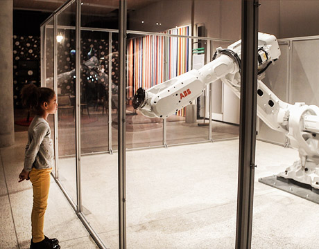 Giving Robots a Human Touch