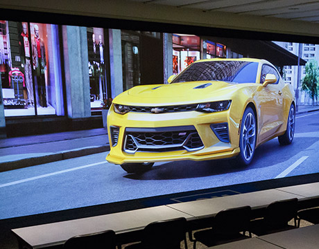 manufacturing cars with virtual reality