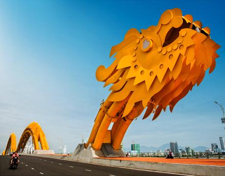 Dragon Bridge Breathes Fire Into Economy