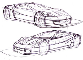 Asme Automotive Design Article Jeff Teague Automotive Designer