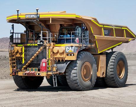 self driving mining trucks. Black Bedroom Furniture Sets. Home Design Ideas