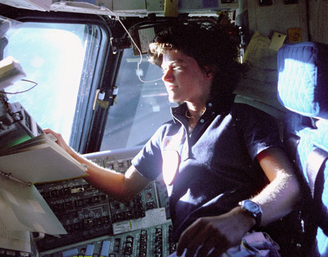 Sally Ride Continues to Engage Kids in STEM - K 12 Students