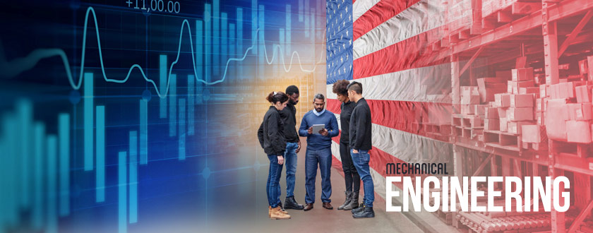 ME Magazine: The State of American Manufacturing 2019