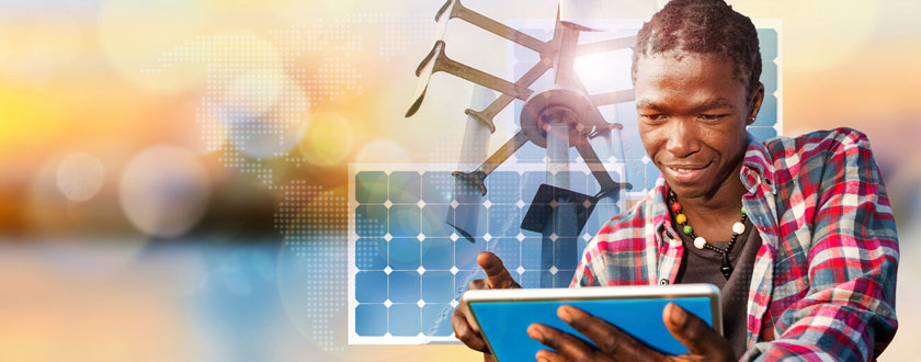 A Tool Kit to Identify Energy Solutions in Off-Grid Areas