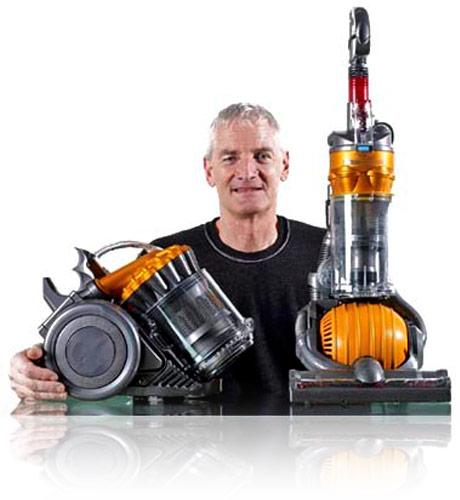 Entrepreneurship - The Man Behind the Vacuum Cleaner