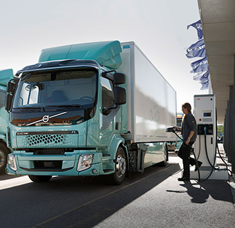 The Future of Electric Trucks is Now