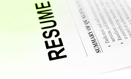 The  Biggest Resume Mistakes