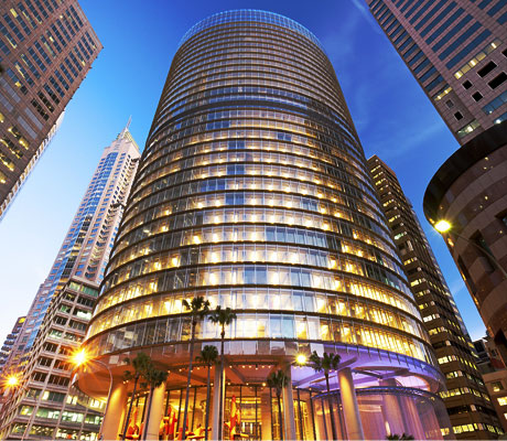 Down Under, A Highly Sustainable High-Rise