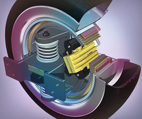 In-Wheel Electric Motors Gain Traction Again - Automotive Design
