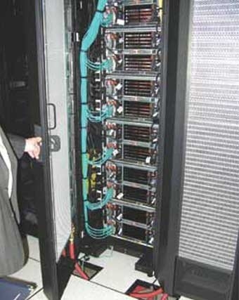 Energy Efficient Cooling Server Room