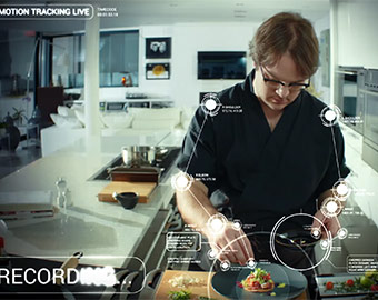 The Robotic Kitchen Is Cooking