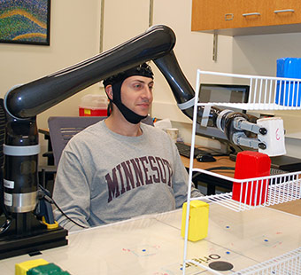 Thought-Controlled Robot Arm