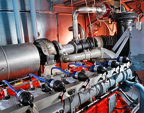 the power of dual fuel diesel engines