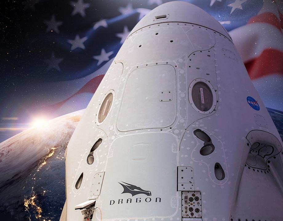 Countdown to SpaceX's Crew Dragon Demo-2 Liftoff - ASME