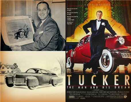 A Look Back at Tucker The Man and His Dream
