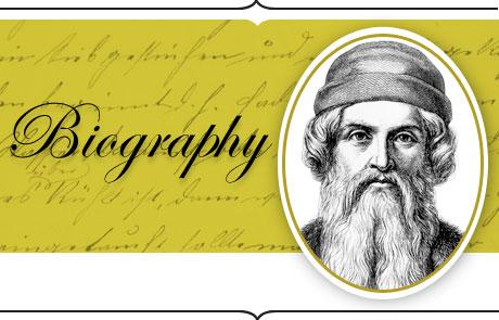 johannes gutenberg history of mechanical engineering - Johannes Gutenberg Lebenslauf