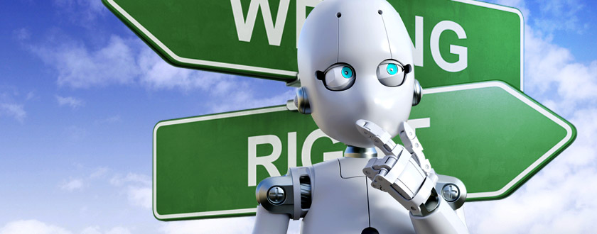 The Moral Beauty of a Disobedient Robot