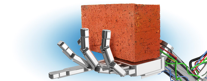 Safety and Efficiency, Brick by Brick