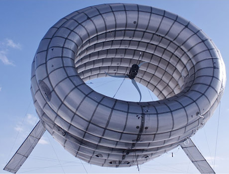 Turbine Taps Stronger Winds - Turbines