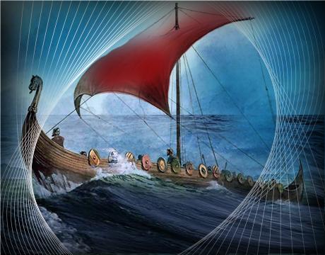 Engineering The Viking Longboat