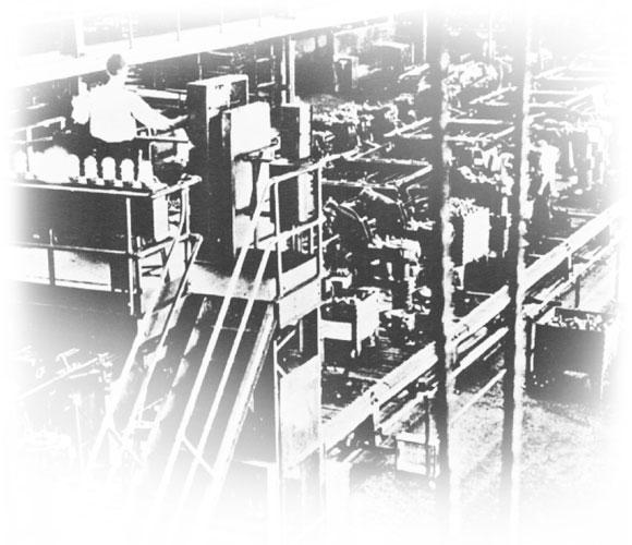 A.O. Smith Automatic Frame Plant