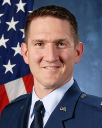 Lt. Col. Donald W. Rhymer, Ph.D