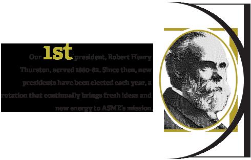 First President Robert Henry