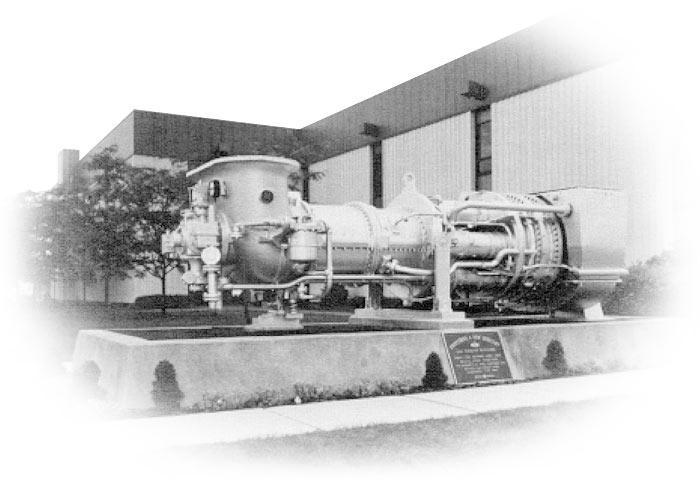 Belle Isle Gas Turbine