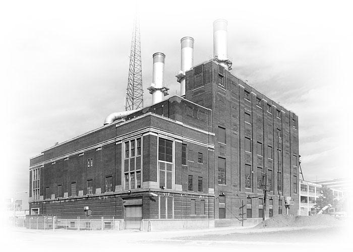 Detroit Edison District Heating System