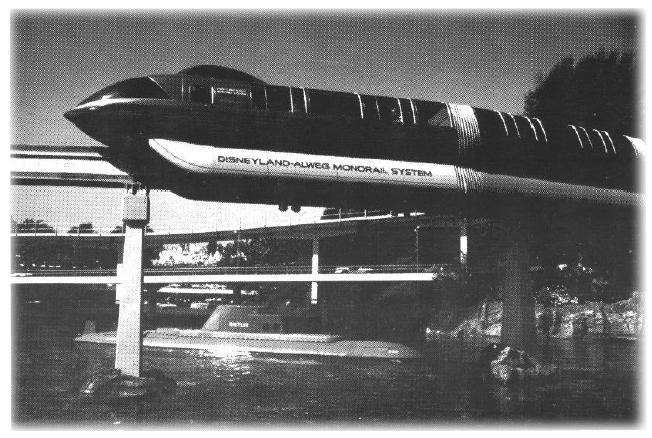 Disneyland Monorail System (1959)