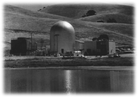 Vallecitos Boiling Water Reactor