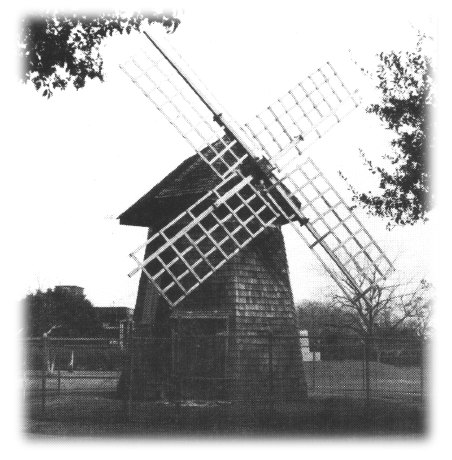 Victoria Dutch Windmill