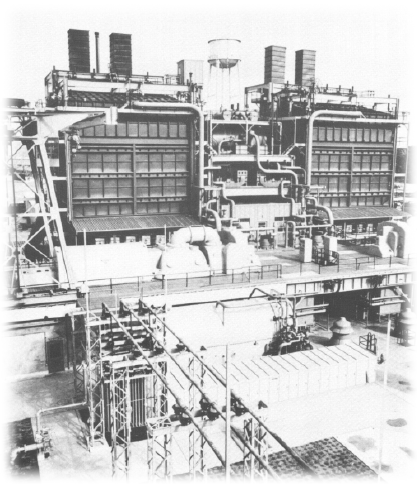 Greens Bayou Generator Plant
