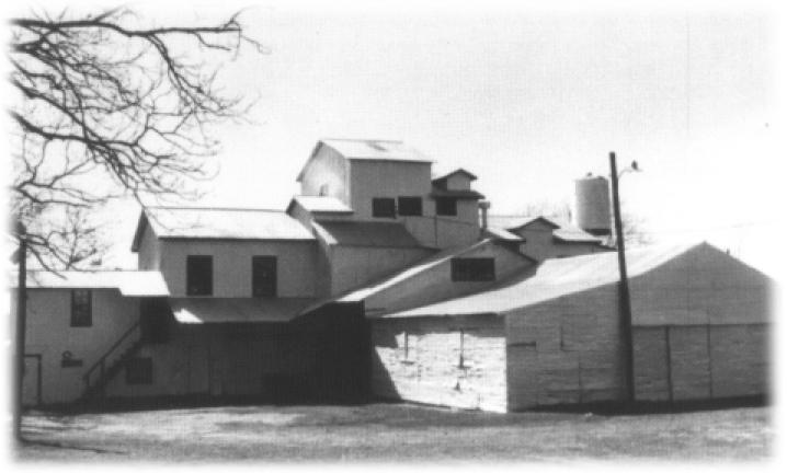 Burton Farmers Gin Mill