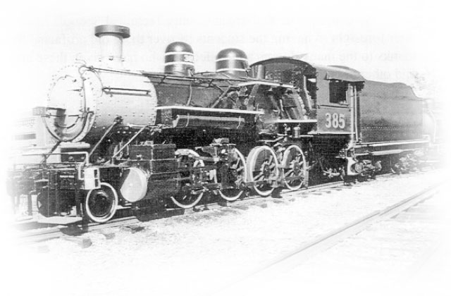 Bergen County Steam Collection Photo