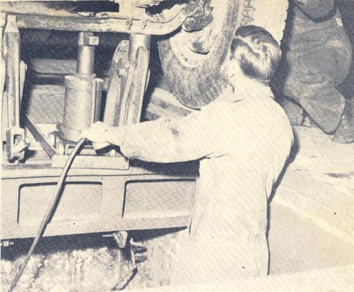 Merrill Wheel Balancing System